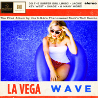 La Vega Do The Surfer Girl Limbo! Artwork