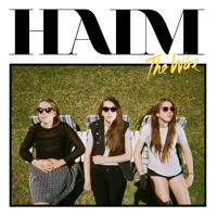 Haim The Wire Artwork