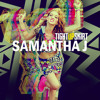 SAMANTHA J - TIGHT UP SKIRT - WASHROOM ENT - AUG 2013