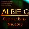 SUMMER PARTY MIX 2013 - AlbieG