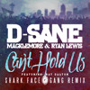 "D-Sane x Macklemore x Ryan Lewis - ""Can't Hold Us Feat. Ray Dalton"" (SharkFaceGang REMIX) album artwork"