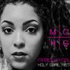 Holy Grail Cover - Marcela Cruz
