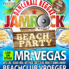 Jamrock Beachparty - Zat 24 Aug @ Vroeger, Bloemendaal 'Mr Vegas Mix'