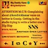 ANOTHER OPEN LETTER (Control Freestyle)