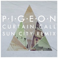 Pigeon Curtain Call (Sun City Remix) Artwork
