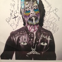 Portugal. The Man Evil Friends (Jake One Remix Ft. Danny Brown) Artwork