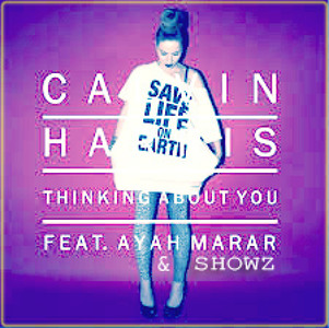 Mp3 Download: Calvin Harris - Thinking About You