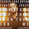 Country Girl (Luke Bryan vs Finatticz vs J. Dash Mashup)  By Tesher