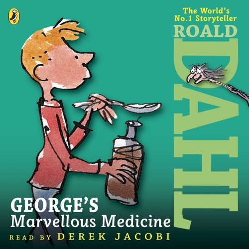 Extract from georges marvellous medicine