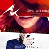 My Heart Is On Fire - Alicia Keys , Rihanna , Nick Minaj & Demi Lovato