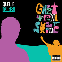 Quelle Chris Super Fuck Artwork