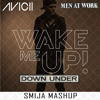 Wake Me Up In A Land Down Under (Smija Mashup)