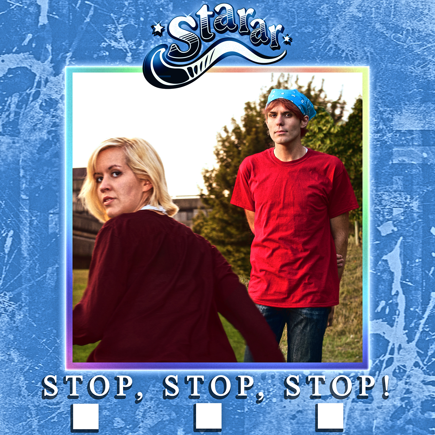 Stop, Stop, Stop EP Cover