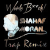 Britney Spears - Work Bitch! (Shahaf Moran Trap Remix) album artwork