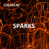 Cover for Coldplay - Sparks (experiment)