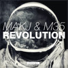 MAKJ  M35 - Revolution (Original Mix) [OUT ON DOORN RECORDS]