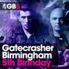 DJ Mix for Gatecrasher's 5th Birthday