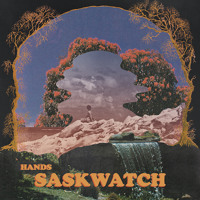 Saskwatch Hands Artwork