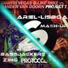 Bassjackers vs martin garrix - project zing t mash-up djariel-lisboa free download