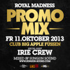 ROYAL MADNESS Promomix 2013