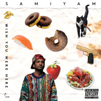 Samiyam Snakes On The Moon Artwork