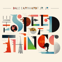 Dale Earnhardt Jr. Jr. Hiding Artwork