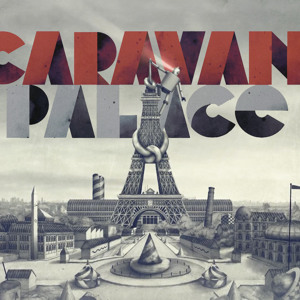 Je m'amuse (R.O remix) by Caravan Palace