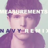 James Blake Measurements (Navy Remix) Artwork