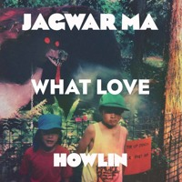 Jagwar Ma What Love? Artwork
