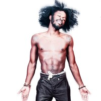 Jesse Boykins III Our Party (Janelle Mon Artwork