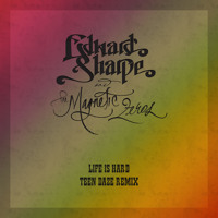 Edward Sharpe And The Magnetic Zeros Life Is Hard (Teen Daze Remix) Artwork