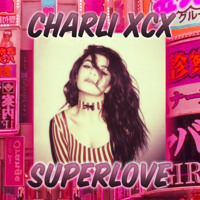 Charli XCX SuperLove Artwork