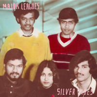 Major Leagues Silver Tides Artwork
