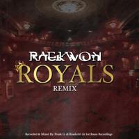 Lorde Royals (Raekwon Remix) Artwork