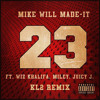 [PREVIEW]Mike Will Made It Feat. Miley Cyrus, Wiz Khalifa & Juicy J - 23 (KL2  Remix)