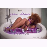 Jean Deux Grape Soda Artwork
