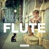 New World Sound & Thomas Newson - Flute [OUT NOW] album artwork