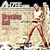 Miley Cyrus - Wrecking Ball (Ahzee Remix) album artwork
