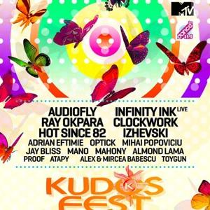 Ray Okpara live set @ Kudos Fest 27.07.2012