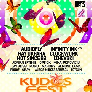 Clockwork live set @  Kudos Fest 28.07.2012