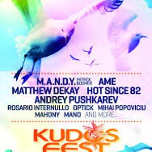 Matthew Dekay live set @ Kudos Fest II 27.07.2013