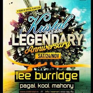 Mahony  Live Set @ 9 Years of Kristal  Club 24.11.2012