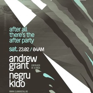 Kido live set @ KRISTAL SAYS After all there`s the afterparty 23.02.2013