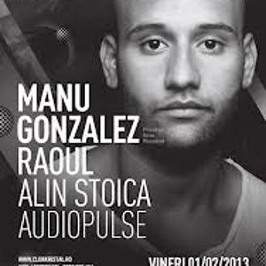 MANU GONZALES Live Set @ Club Kristal 01.02.2013