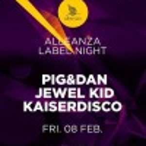 Jewel Kid live set @ Alleanza Label Night @ Club Kristal 08.02.2013