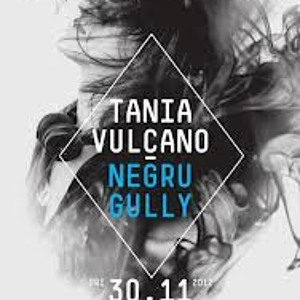 Tania Vulcano live set @ Kristal Club - 30.11.2012