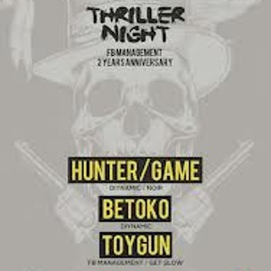 Hunter/Game live Set @ Funky Business 2 Years Anniversary 27.10.2012