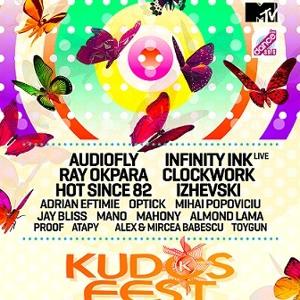 Mahony live set @ Kudos Fest 27.07.2012