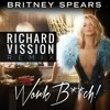 Britney Spears - Work Bitch (Richard Vission Remix) album artwork