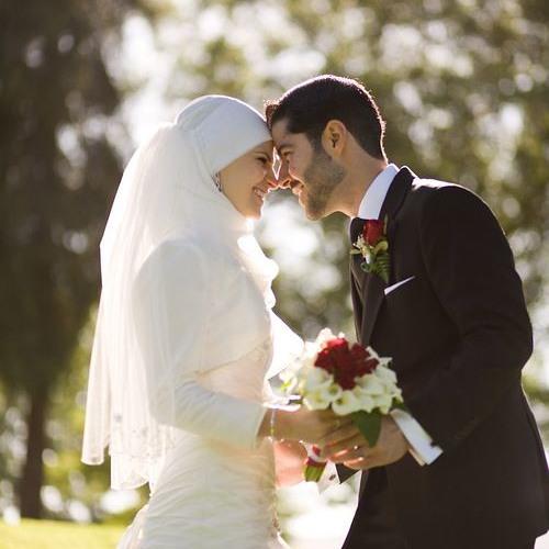 Beautiful islamic wedding